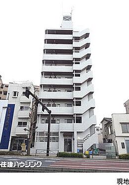 マンション(建物全部)-板橋区東新町1丁目 外観