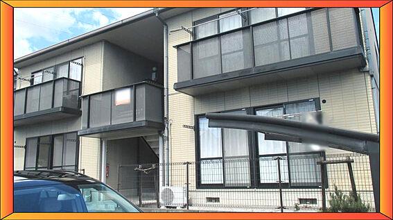 アパート-浜松市東区半田山5丁目 外観