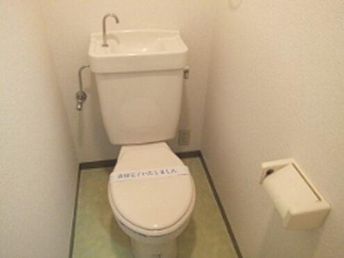 マンション(建物一部)-熊本市中央区船場町3丁目 トイレ