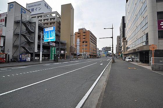 ビル(建物全部)-北九州市小倉北区浅野2丁目 前面道路:幅員約24m・約30.7m接道