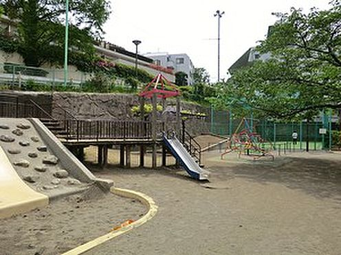 マンション(建物一部)-港区西麻布4丁目 周辺環境:宮村児童遊園