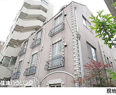マンション(建物全部)-渋谷区東4丁目 外観