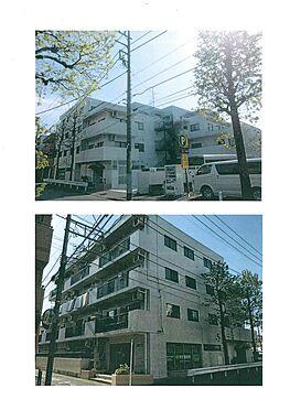 マンション(建物全部)-川崎市多摩区菅北浦3丁目 外観