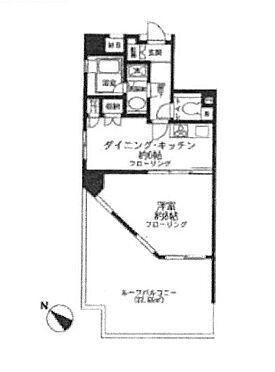 マンション(建物一部)-文京区向丘2丁目 間取り