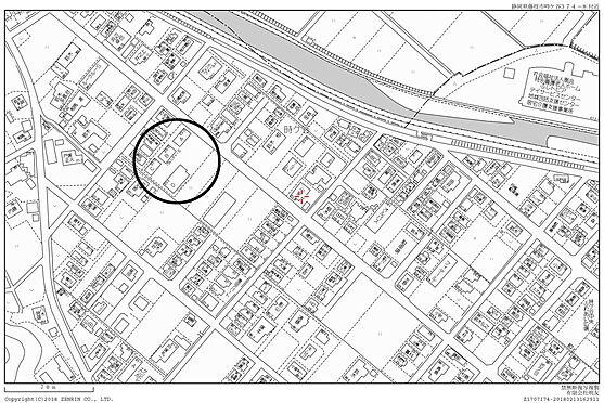 マンション(建物全部)-藤枝市時ケ谷 地図