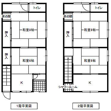 アパート-大阪市淀川区十八条2丁目 間取り