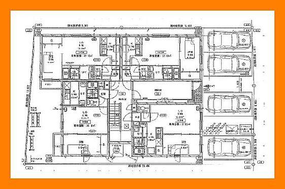 マンション(建物全部)-札幌市豊平区美園八条8丁目 間取り