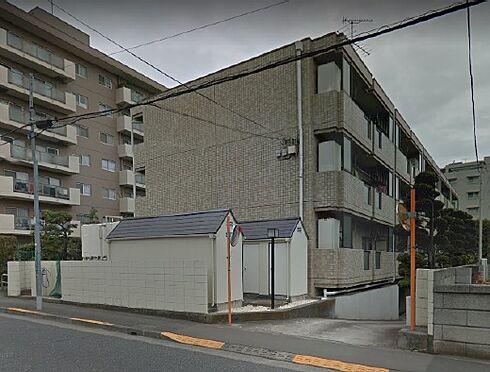 マンション(建物全部)-国分寺市東恋ヶ窪4丁目 外観