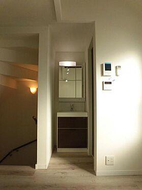 アパート-目黒区緑が丘1丁目 2階 洗面台 105