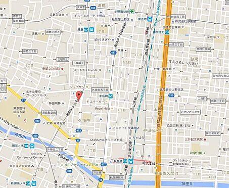 ビル(建物全部)-千代田区外神田2丁目 その他
