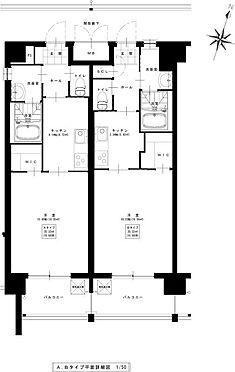 マンション(建物全部)-東広島市高屋町杵原 間仕切り壁は15?のコンクリート 胴縁石膏ボード貼