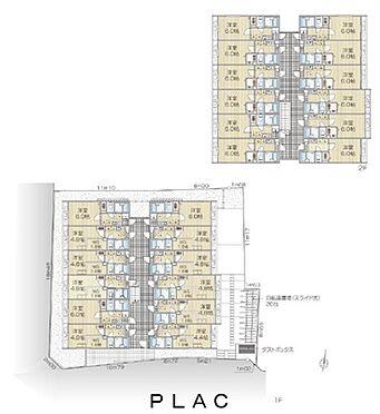 マンション(建物全部)-杉並区阿佐谷北3丁目 間取り図