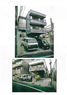 マンション(建物全部)-渋谷区代々木2丁目 外観