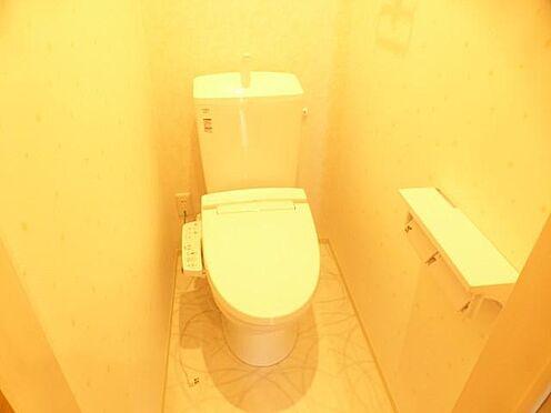 アパート-白山市鶴来桑島町 トイレ