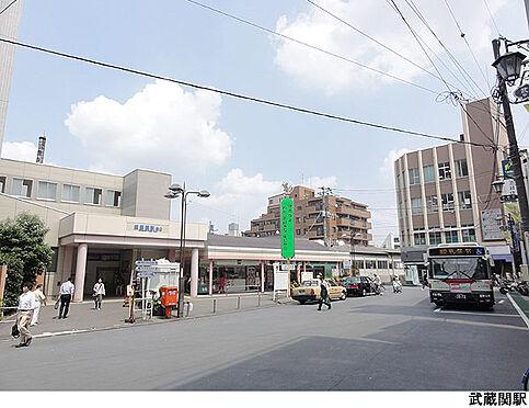 マンション(建物全部)-練馬区関町南4丁目 武蔵関駅(現地まで720m)