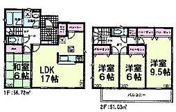 四街道市内黒田