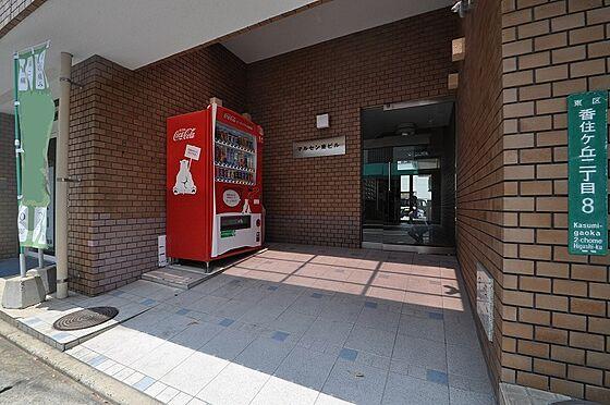 ビル(建物全部)-福岡市東区香住ケ丘2丁目 雰囲気にマッチした入口