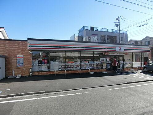 土地-西東京市柳沢5丁目 セブンイレブン 徒歩6分