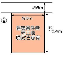 亀岡市篠町篠上中沢