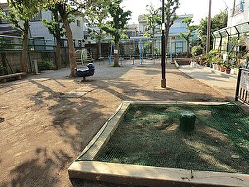 アパート-文京区千石4丁目 周辺環境:西原町児童遊園