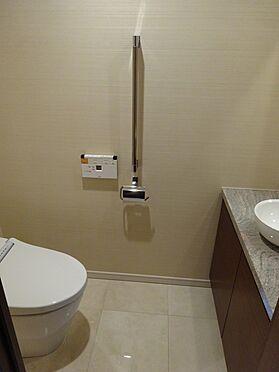 マンション(建物一部)-品川区大崎2丁目 トイレ