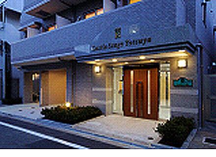 マンション(建物一部)-新宿区三栄町 オシャレなエントランス。