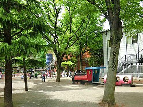マンション(建物全部)-渋谷区恵比寿南3丁目 周辺環境:恵比寿公園