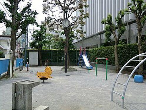 マンション(建物全部)-大田区西蒲田8丁目 周辺環境:若草児童公園
