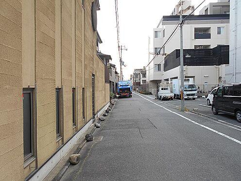 マンション(建物全部)-京都市下京区七条御所ノ内北町 東側道路