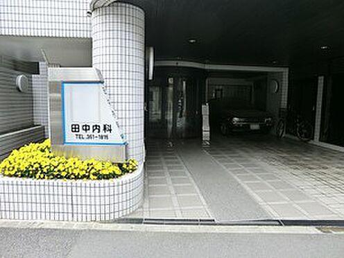 アパート-新宿区若葉1丁目 周辺環境:田中内科医院