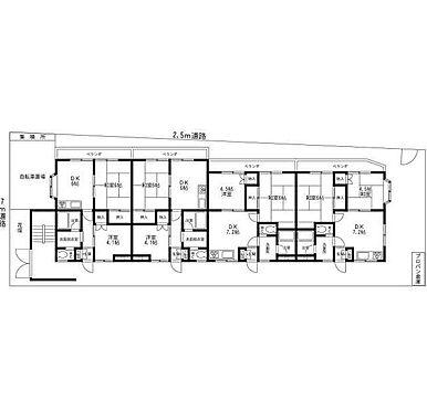 マンション(建物全部)-江戸川区鹿骨4丁目 外観