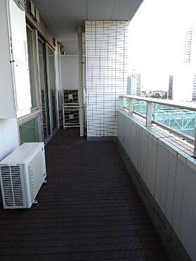 マンション(建物一部)-横浜市神奈川区金港町 バルコニー