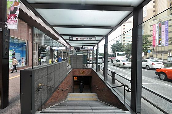 ビル(建物全部)-福岡市中央区天神3丁目 帰宅途中に寄れる天神地下街
