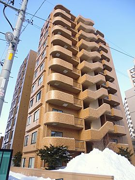 マンション(建物全部)-札幌市西区琴似二条3丁目 外観