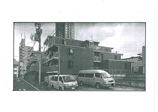 マンション(建物全部)-豊島区高松2丁目 外観