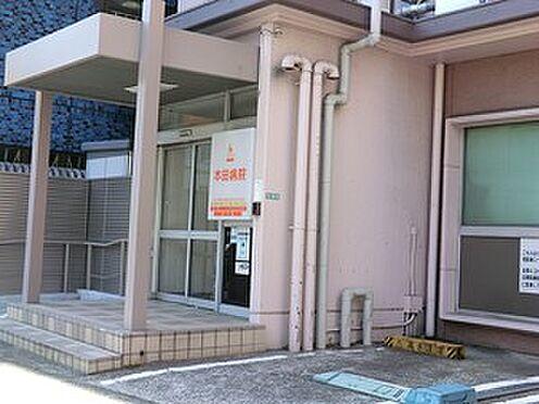 アパート-目黒区八雲2丁目 周辺環境:本田病院