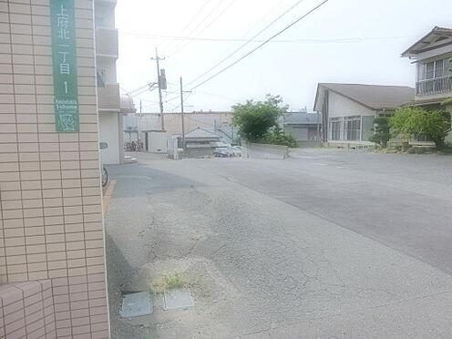 寮-糟屋郡新宮町上府北1丁目 前面道路