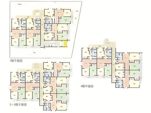 マンション(建物全部)-さいたま市中央区下落合5丁目 間取り