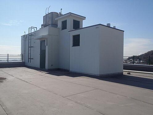 マンション(建物全部)-芦屋市山手町 屋上・貯水槽