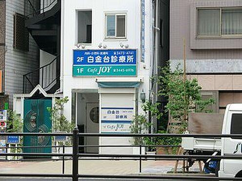 マンション(建物全部)-港区白金台4丁目 周辺環境:白金台診療所