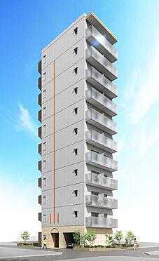 マンション(建物全部)-豊島区南大塚1丁目 外観パース