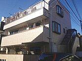 川崎市幸区鹿島田 一棟売マンション 現地写真