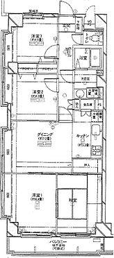 マンション(建物一部)-上田市常入1丁目 間取り