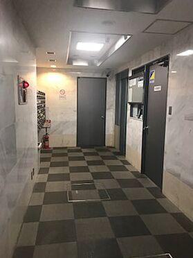 店舗事務所(建物一部)-中央区築地7丁目 エントランス
