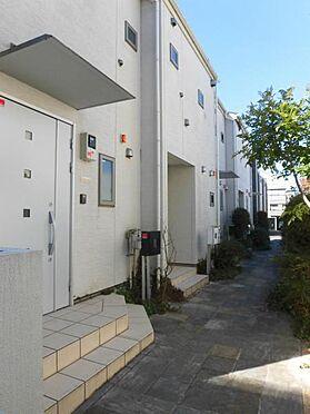 アパート-世田谷区玉堤1丁目 共用部分(2号棟)