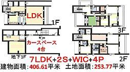 渋谷区神宮前3丁目