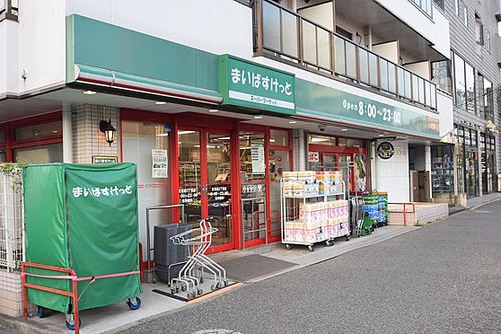 アパート-江戸川区東葛西5丁目 23時まで営業のスーパーまで徒歩2分。