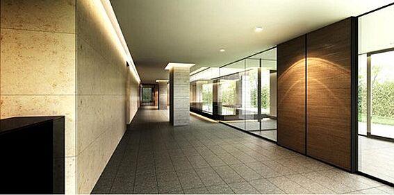マンション(建物一部)-千代田区六番町 エントランスホール