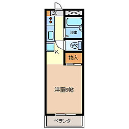 成岩駅 2.5万円