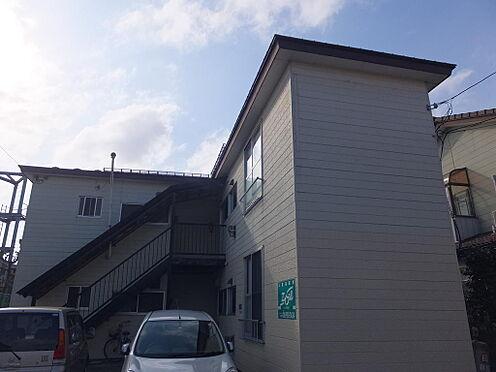 アパート-秋田市東通6丁目 外観